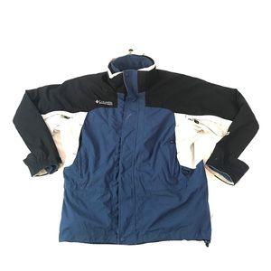 Columbia interchange 3-1 Winter Core Jacket